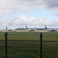 Dublin airport worker sues over fears her ambulance almost hit plane on runway