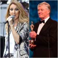 Celine Dion sends best wishes as Pat Kenny picks up IFTA Lifetime Achievement gong