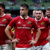 'Obviously the referee tries his best': Erasmus refuses to make excuses for Munster defeat