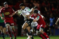 AS IT HAPPENED: Llanelli Scarlets -v- Munster