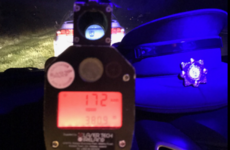 Gardaí clamp down on speeding motorists with one driver caught at 172 kph