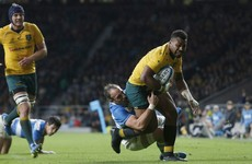 Kerevi at the double as Wallabies tame Pumas