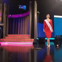 The Rose of Tralee lip syncing to B*Witched on Ray D'Arcy needs to be seen to be believed