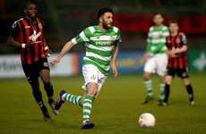 Former PFAI Player of the Year Brennan leaves Shamrock Rovers by mutual consent