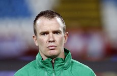 Wes Hoolahan and Glenn Whelan start in Ireland team to face Moldova