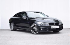 If I had the money I'd buy a... BMW 4 Series M Sport Gran Coupe