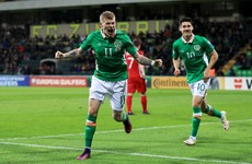 McClean and Hoolahan inspire Ireland as O'Neill's men move joint-top of WC group