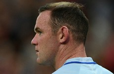 Wayne Rooney 'shocked and disappointed' by boos