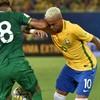 Bolivia player urges 'Charlie Big B******s' Neymar to show respect