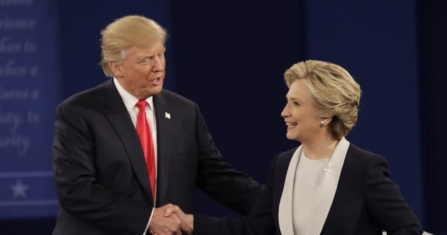Trump's compliment to Hillary surprised people - but he's been saying nice things about her for years