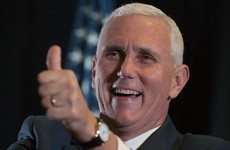 Mike Pence denies he ever considered quitting the Republican ticket after emergence of THAT Trump video