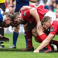 Munster's James Cronin cited for stamping incident in loss to Leinster