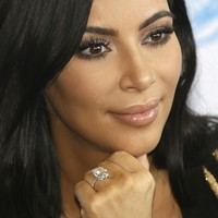 A piece of Kim Kardashian's stolen jewellery has been recovered