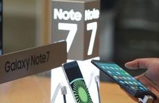 Own a Samsung Galaxy Note 7? Turn it off
