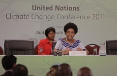 Landmark climate change deal agreed in Durban
