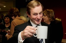 Enda Kenny tells constituency colleagues he's not going anywhere