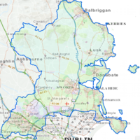Councillors in Dublin have voted against including safe walking and cycle routes for schools in development plan