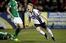 Horgan the star of the show as Dundalk edge out Cork