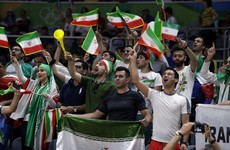 Iran football fans banned from celebrating on holy day