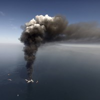 "BP boss ""a little saddened"" by movie about Deepwater Horizon disaster"