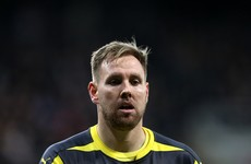 Rob Elliot could be back in time for Ireland's trip to Austria