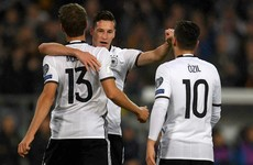 Germany continue to impress by easing to victory against Northern Ireland