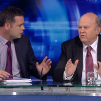 """""""I won't refer to your inexperience..."""": Noonan channels Reagan after Doherty raises age in TV debate"""