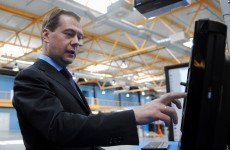 Medvedev responds to Russia protests with Facebook vow to probe fraud