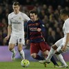 You won't be able to watch the first El Clasico of the season live on TV
