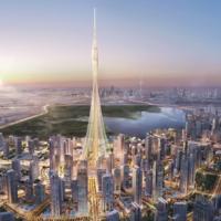 The world's tallest tower has broken ground