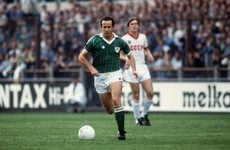 Did Ireland actually play good football before the Jack Charlton era?