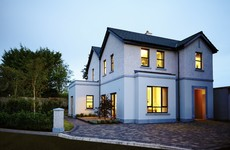 There are 21 new houses in this development in leafy Rathfarnham