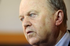 Government did not believe euro would collapse - Noonan