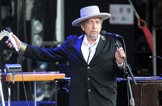 Bob Dylan wins Nobel Prize for Literature