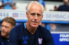 Mick McCarthy considering a move for the League of Ireland's best player