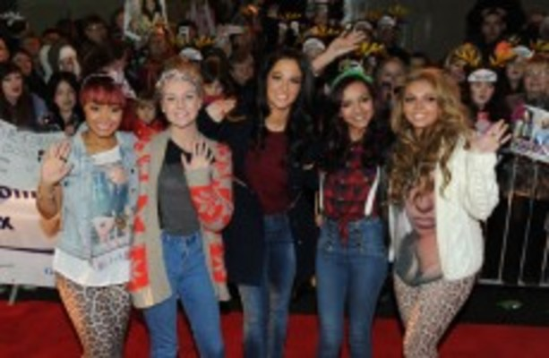 Little Mix - who didn't exist four months ago - take X