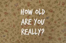 How Old Are You, Really?