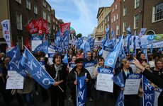 Thousands of nurses to see pay rise of at least €1,000 next year