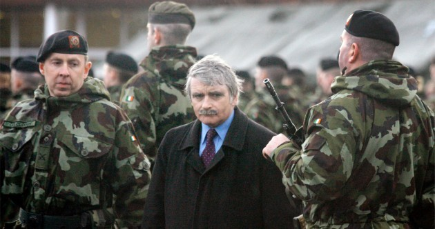 FactCheck: Was Willie O'Dea really not aware of concerns over Lariam, while he was Minister?