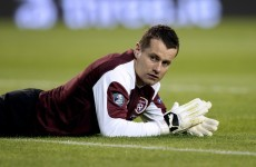 Shay Given in court on speeding charges