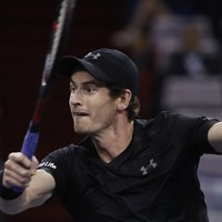 Note funny! Murray hits out at snooping TV crews