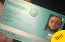 An Irish student drunkenly applied for his ID using a Snapchat-filtered photo