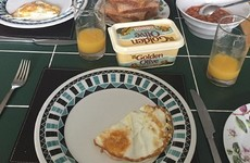Fried eggs are by far the best and most vital part of a full Irish