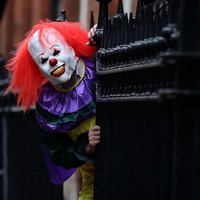 Swedish man stabbed by attacker in clown mask