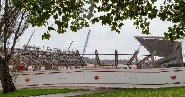 Pics: Here's the state of play as redevelopment works continue at Páirc Uí Chaoimh
