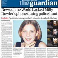 Hacking: new details raise questions over Milly Dowler hacking story
