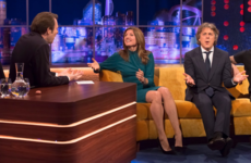 Sharon Horgan's innuendo-laden meat story was the highlight of the Jonathan Ross Show
