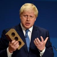 """Think of Britain"": Boris Johnson's previously unpublished pro-EU column is revealed"