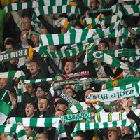 Celtic fined €15k by UEFA over 'illicit chanting'
