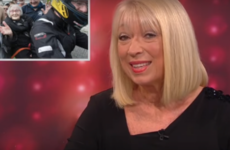 Anne Doyle made her triumphant return to reading news on the Ray D'Arcy Show